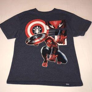Marvel Spider-Man T-Shirt, Size XL (14/16)